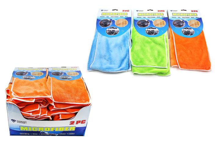 Microfiber TOWELs (2 PC)