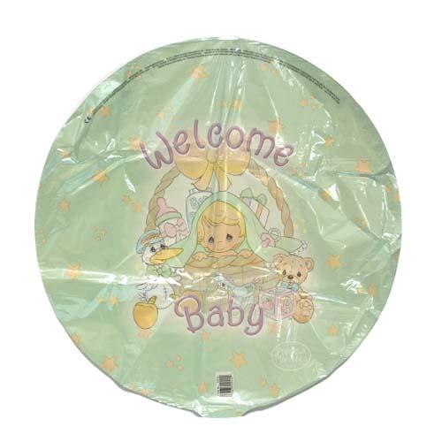 BALLOON : Precious Moments Baby #12544-01