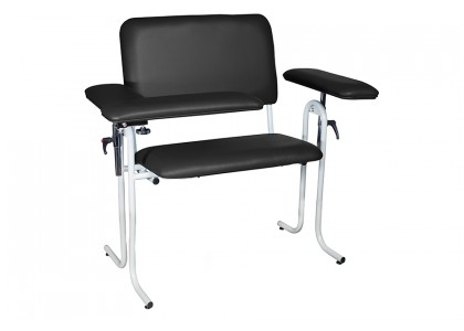 TECH-MED WIDE BLOOD DRAWING CHAIR