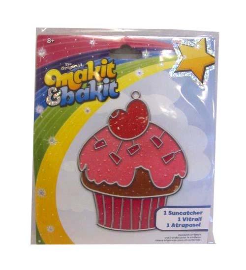 Cupcake SUNCATCHER #57112T