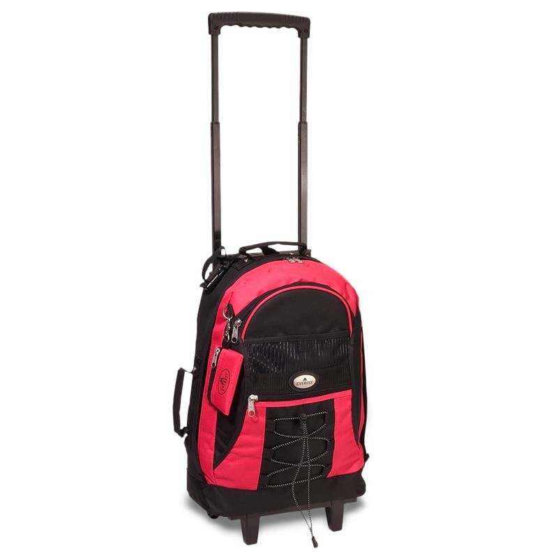 Wheeled Backpack #7045WH