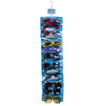 SUNGLASSES CHILDRENS ASSORTED ON MOSE SITUP #81000