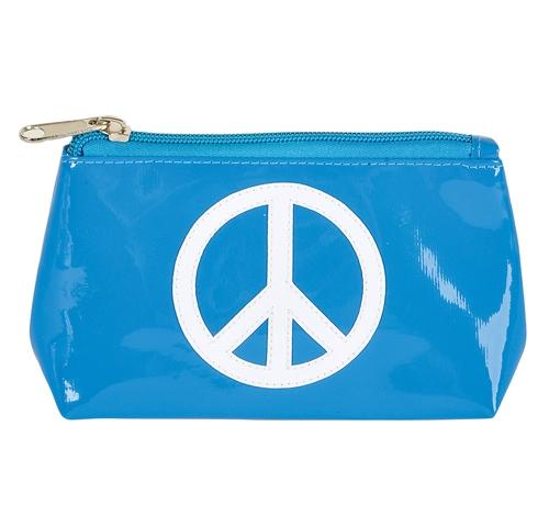 5.5 PEACE SILHOUETTE CLUTCH