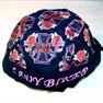 LADY BIKER BANDANA CAP (Sold by the dozen) #BC200