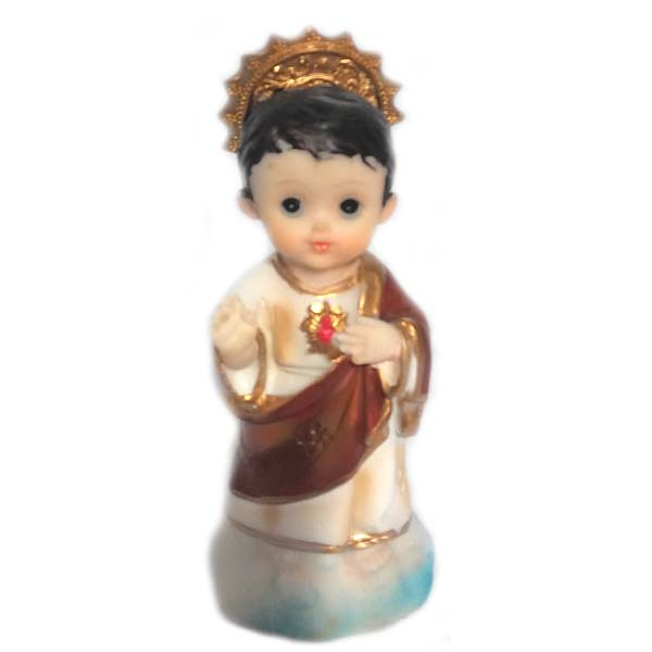 Baby Jesus FIGURINE Polyresin 5.25in #BI-73906-48