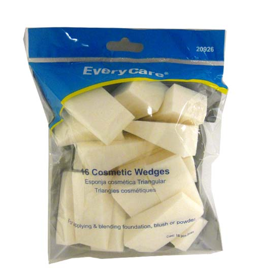EC COSMETIC Wedges 16ct #D-20926-144