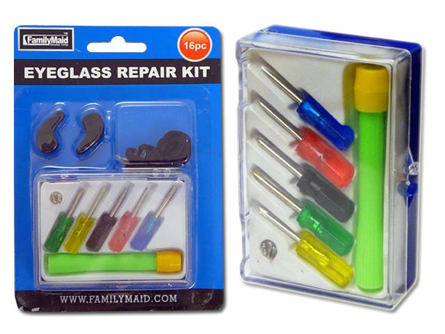 Eyeglass Repair Kit Meijer : EYEGLASS REPAIR KIT, #16122
