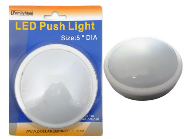 ''LED PUSH LIGHT 5'''', #32165''