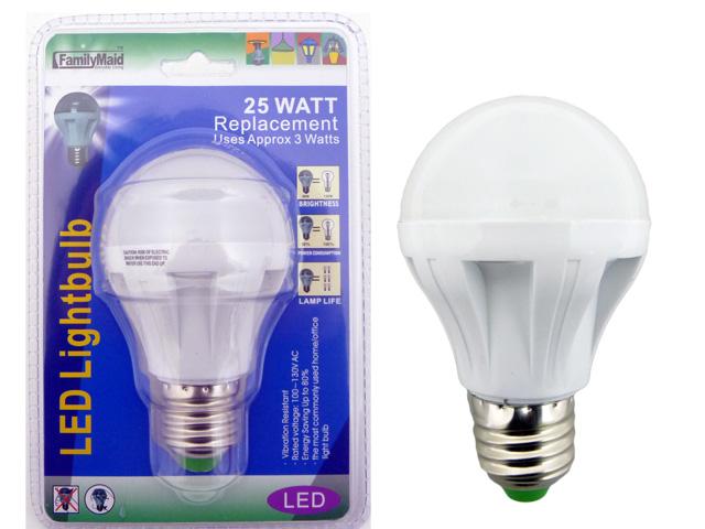 ''LED LIGHT 3WATTS, #33612A''
