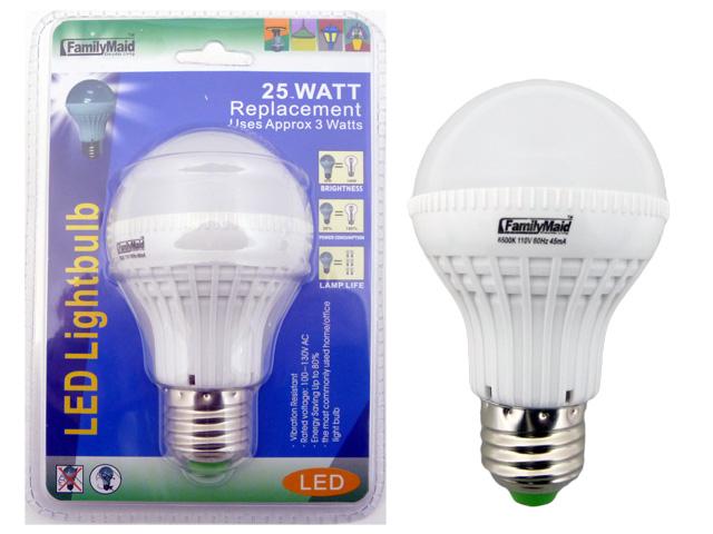 ''LED LIGHT 3WATTS, #33612C''