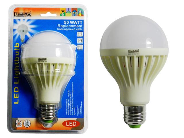 ''LED LIGHTBULB 12 WATTS, #33622A''