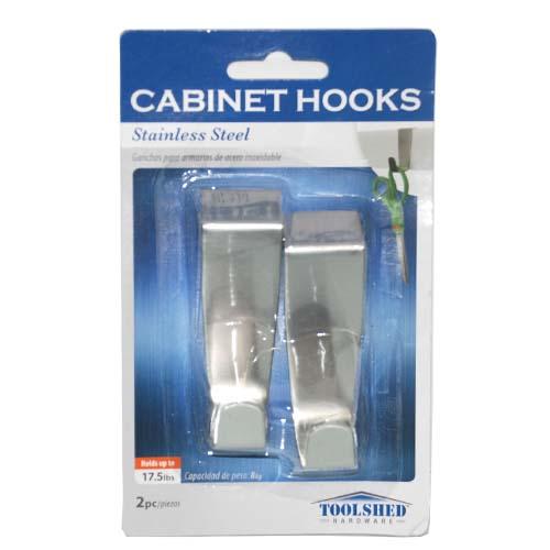 2pc DOOR Hook 2.5x8.5cm 1.2mm 76g #DO726