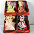 PORCELAIN EXPRESSION FACE DOLLS (Sold by the piece) #GI137