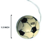 SOCCER BALL YO YO'S (Sold by the gross) #GR156