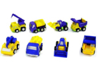 MINI CONSTRUCTION TRUCKS (Sold by the 100 piece) #GR221