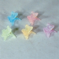 BUTTERFLY HAIR CLIPS (Sold by the tub 48 pieces per tub) #HA006