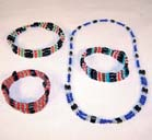 MAGIC MAGNETIC BEAD STAND JEWELRY / NECKLACE #JL384