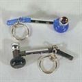 WATER PIPE NOVELTY PIPE KEY CHAIN (Sold by the dozen) #KC087
