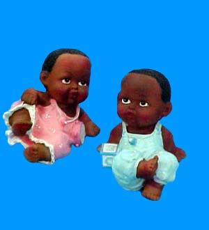 Poly Baby FIGURINE #LF227