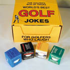 ASSORTED TRICK GOLF BALLS (Sold by the dozen) #NV211