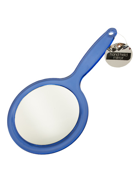 Double Sided Hand Held Mirror