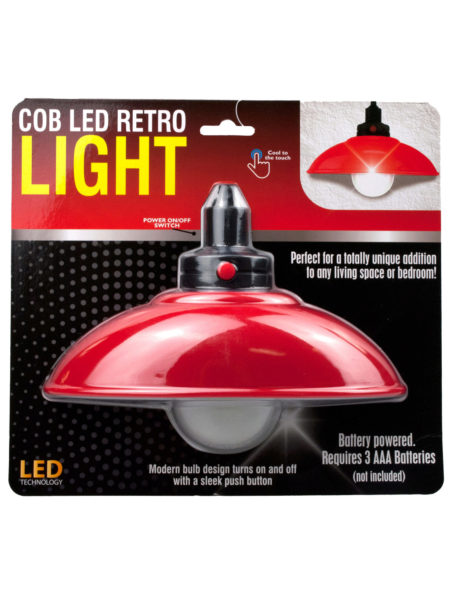 COB Retro BULB LIGHT