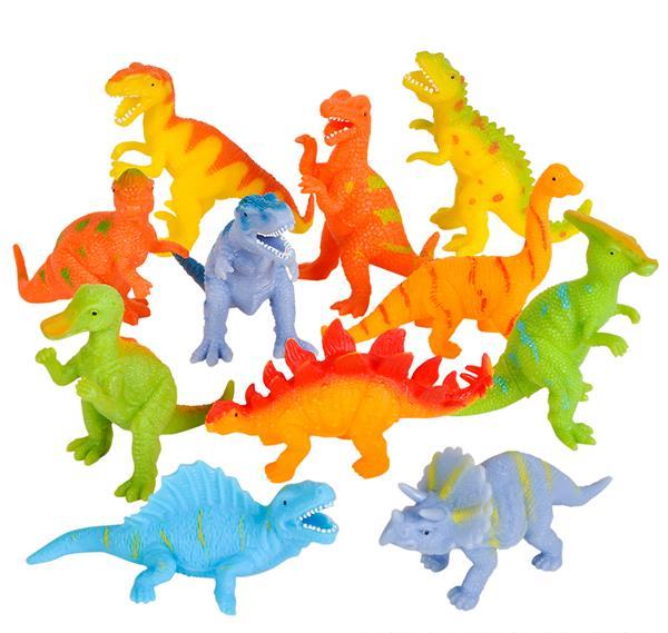 Squishy Dinosaur Toys : 4