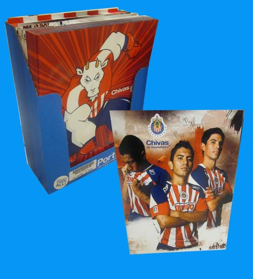 Portfolios Chivas SOCCER Team #PF-1068-48