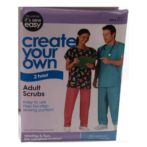 Create Your Own Adult SCRUBS #Q9034644