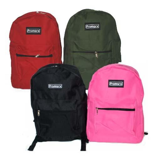 ''Backpack 11.8x5.12x16.9in, Asstd #SB01-72279-24''