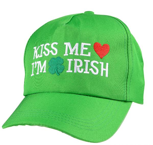 KISS ME BASEBALL CAP