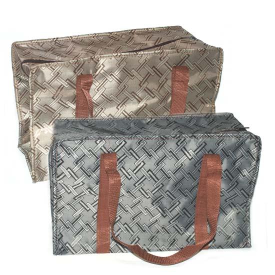 Fashion Tote Bag 2 Asst 17x20in #THS-72276-12