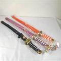 PLASTIC ASST COLORED NINJA SWORDS #TY004