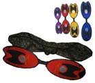 TWO WHEEL SKATEBOARD LIGHT UP WHEELS (Sold by the piece) #TY298