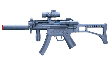 MR755 AIRSOFT MACHINE GUN (Sold by the piece) #TY331