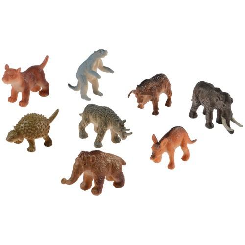 Prehistoric Animals Toys : Mini ice age animal assortment