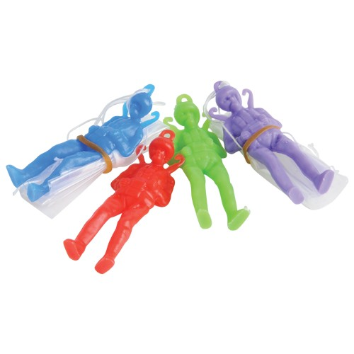 MINI TOY PARATROOPERS #7407