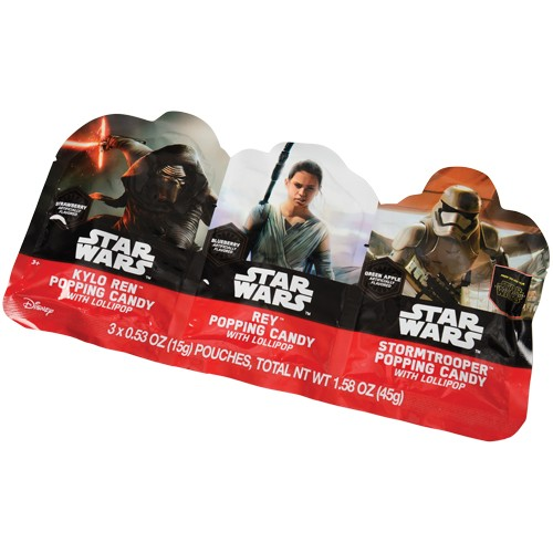 STAR WARS EP 7 POPPING CANDY/24 PC #CA502
