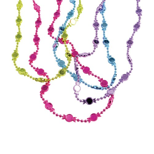 WRAPPED CANDY BEADS #JA826
