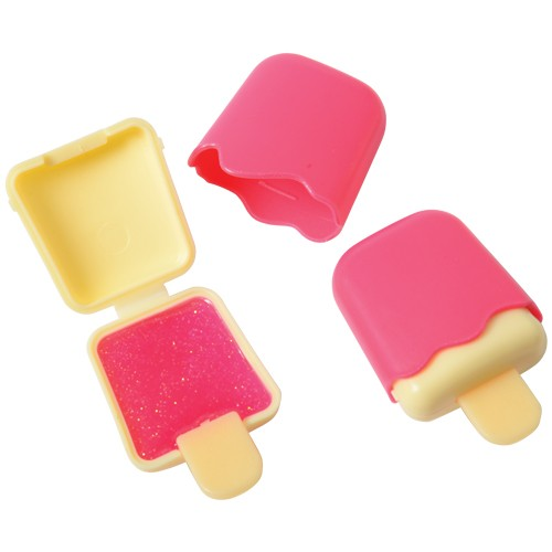 ICE CREAM STICK LIP GLOSS/6-PC #JA829