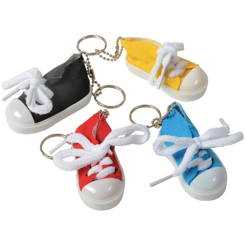 LACE-UP SNEAKER KEYCHAINS #KC367