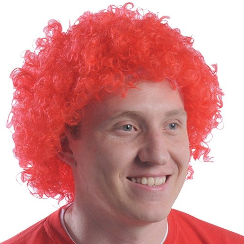 TEAM SPIRIT WIG/RED #KD25-04