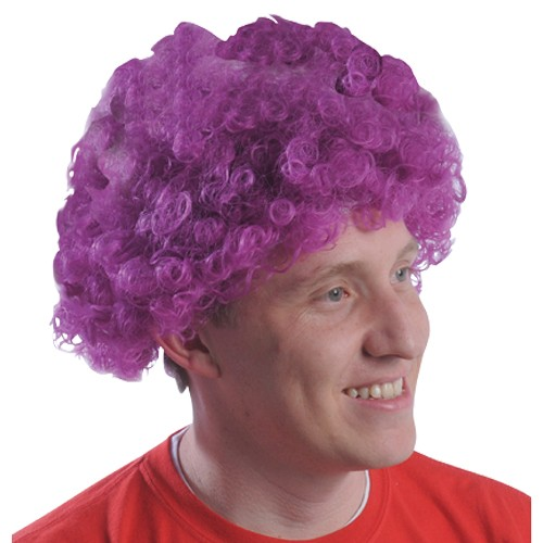 TEAM SPIRIT WIG/PURPLE #KD25-05