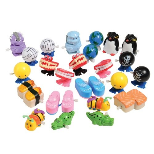 WIND-UP TOYS 24 PC. ASSORTMENT #SA148