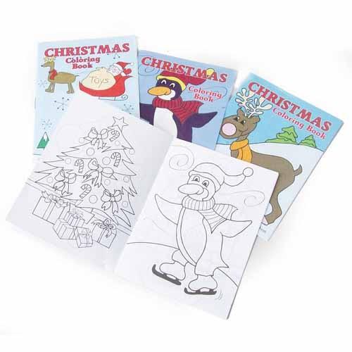 CHRISTMAS COLORING BOOKS #XM421