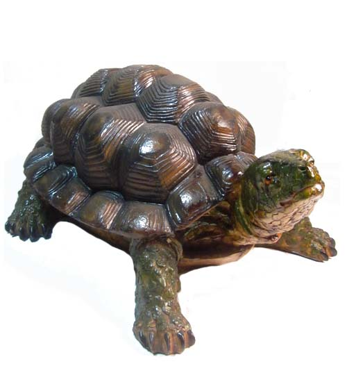 Polyresin Turtle FIGURINE* #YY169