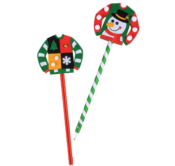 ''9'''' UGLY SWEATER PEN''