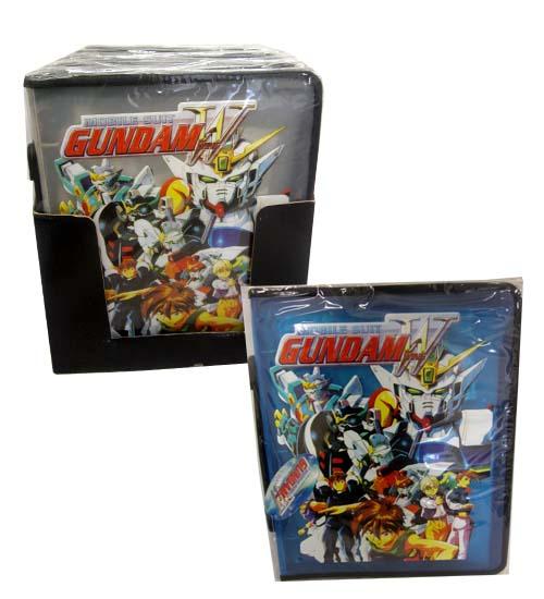 Trading Card Binder Gundam Wing #GWTC-L2800Z-12